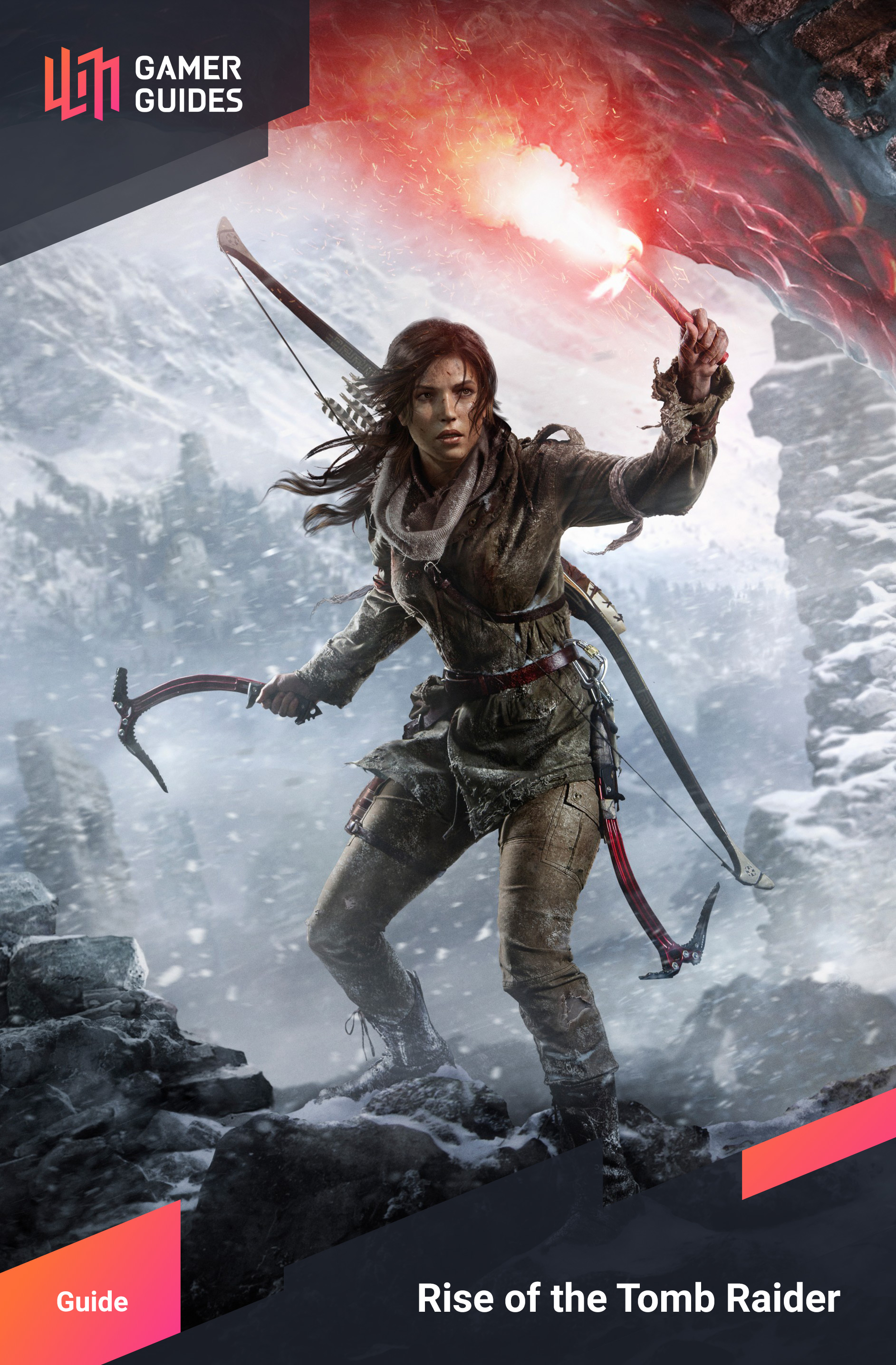 Rise Of The Tomb Raider Strategy Guide