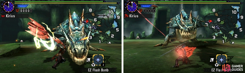 monster hunter 3ds weapons guide
