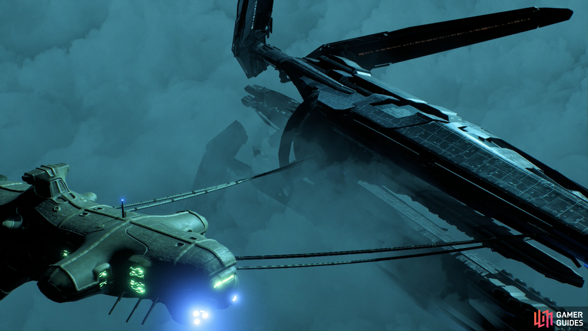 Mass Effect Andromeda Walkthrough Chapter 7 Flagship