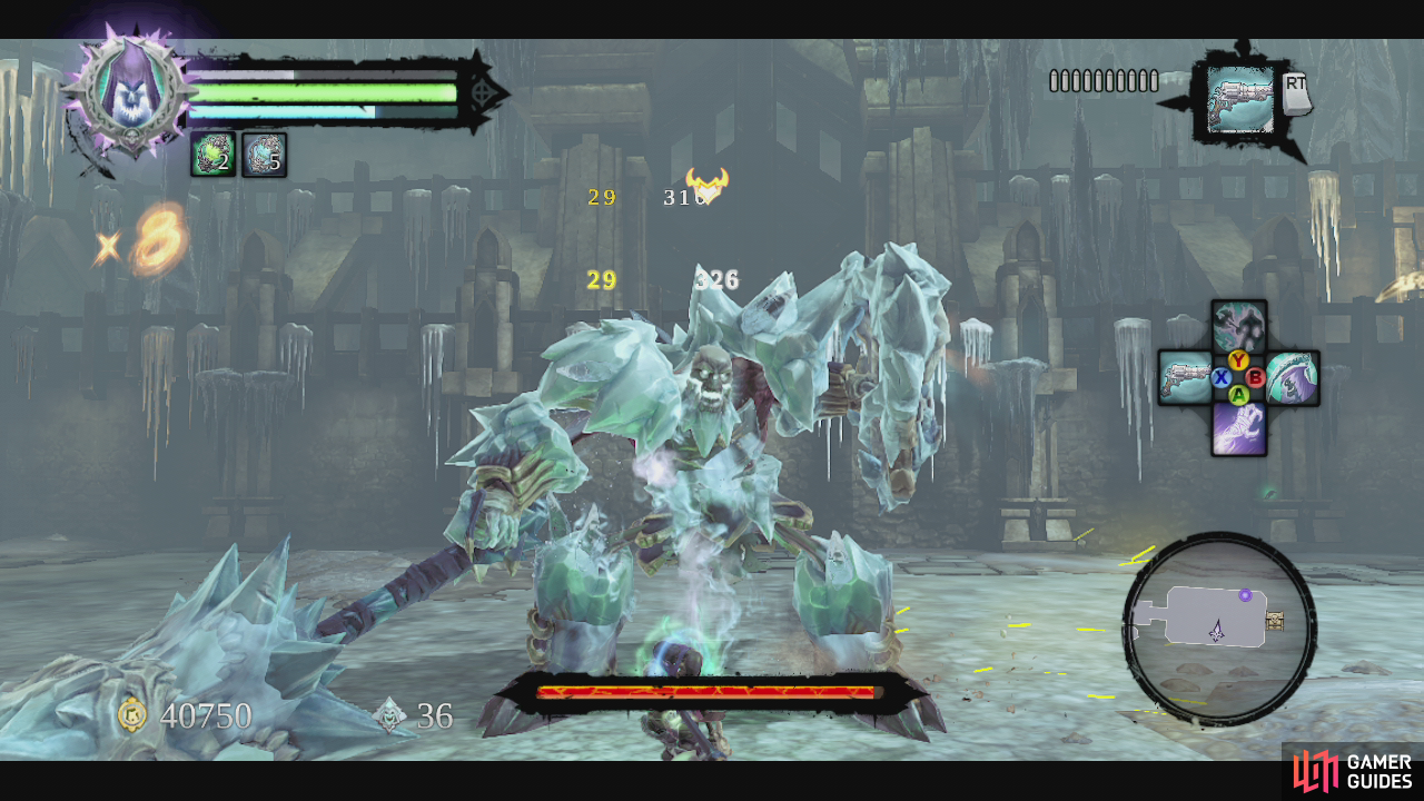 Find And Kill The Deposed King Walkthrough Darksiders
