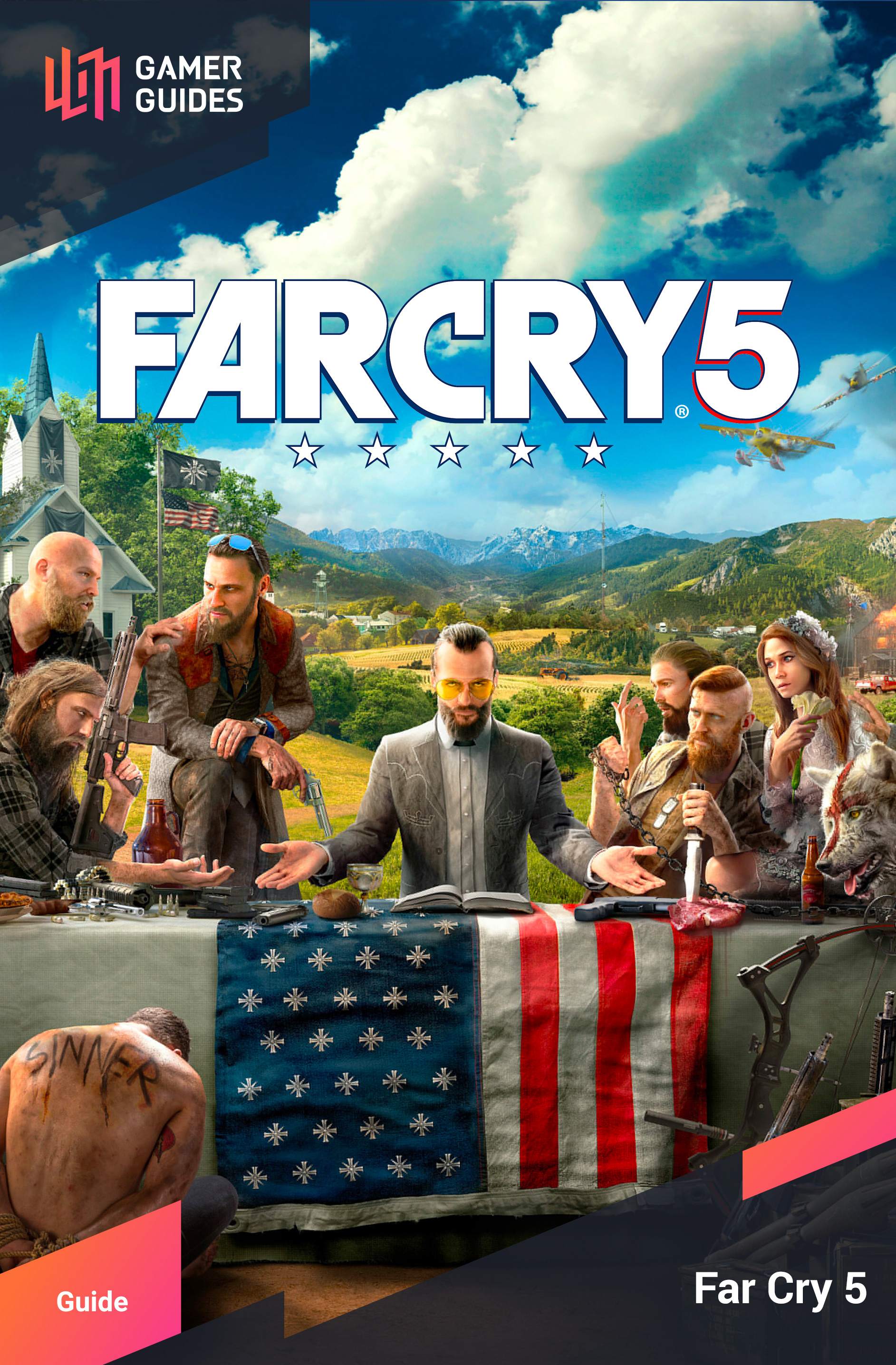 Far Cry 5   Gamer Guides