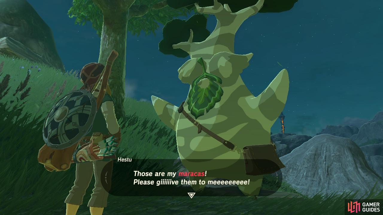 Give them back to Hestu for something special.