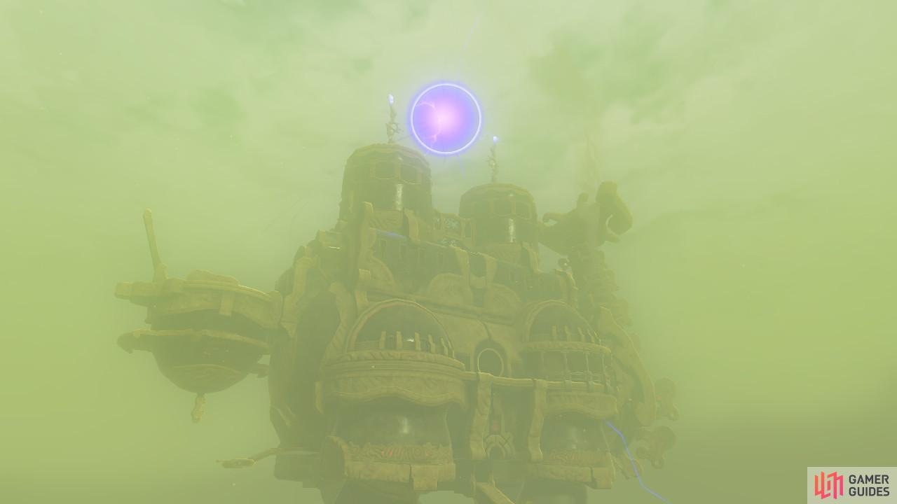Vah Naboris will try to attack you with lightning