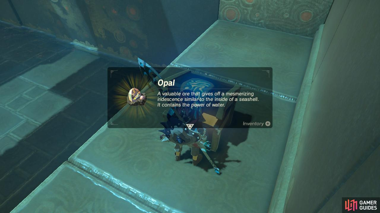 Opals can sell for a lot of rupees