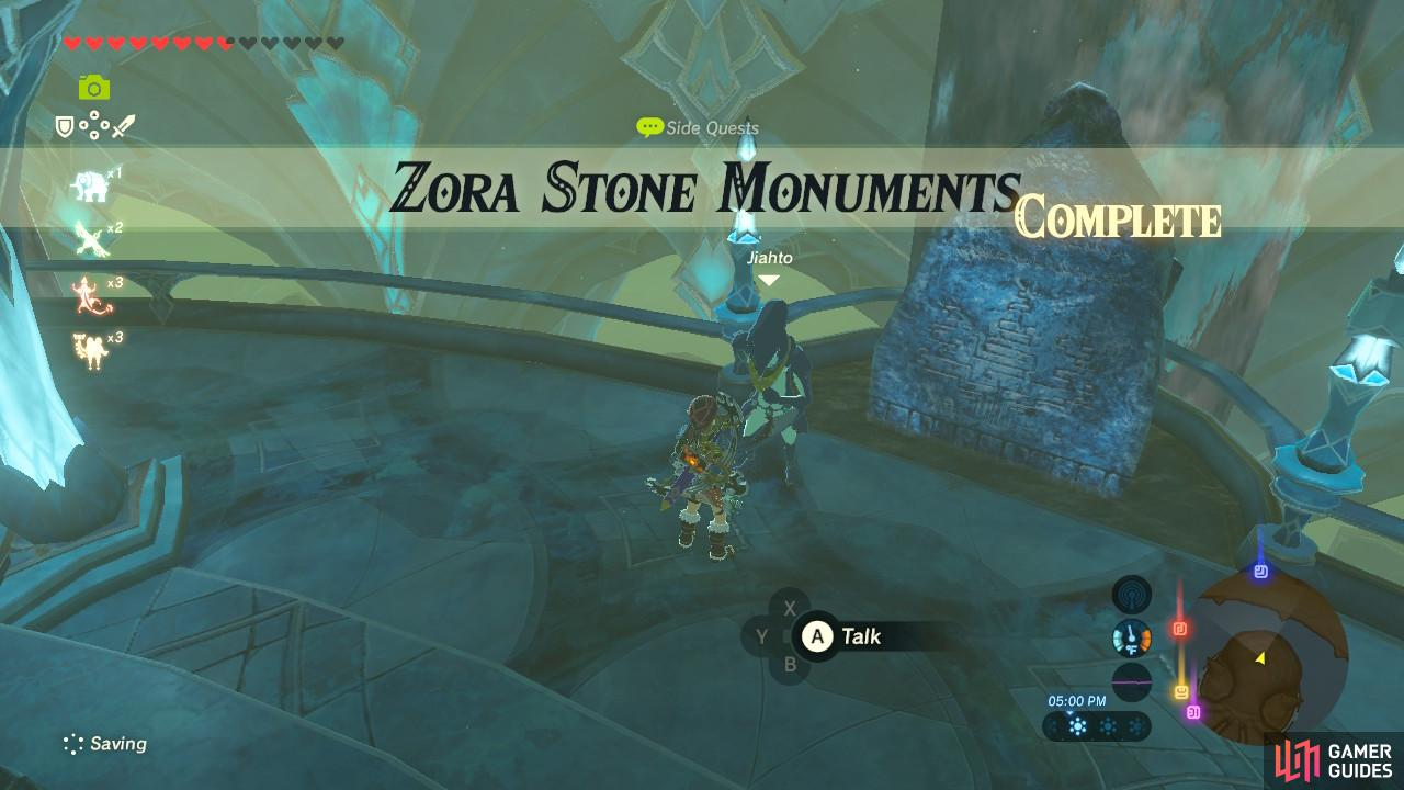But now Jiahto can preserve important Zora history