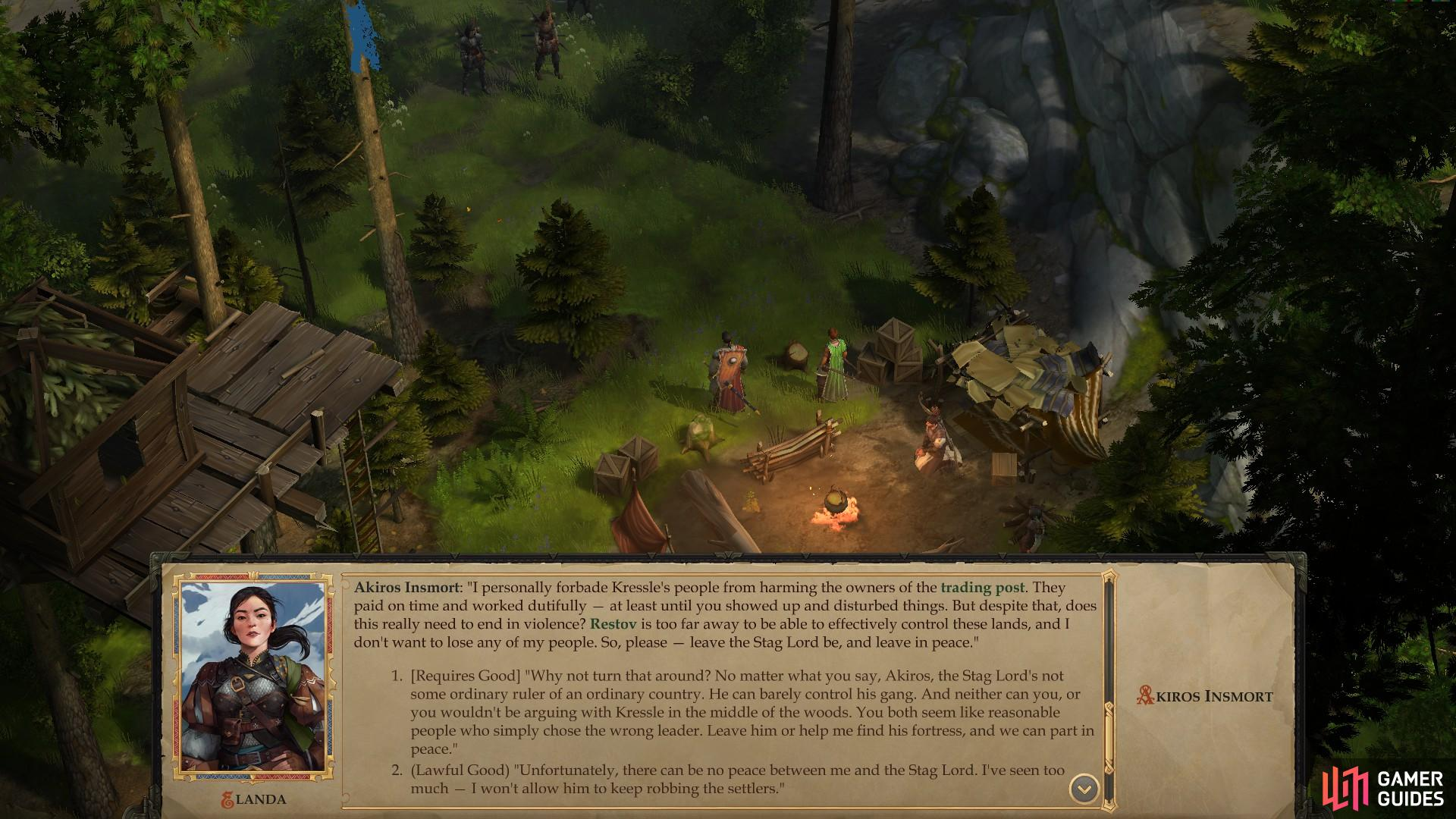 Pathfinder: Kingmaker | Gamer Guides