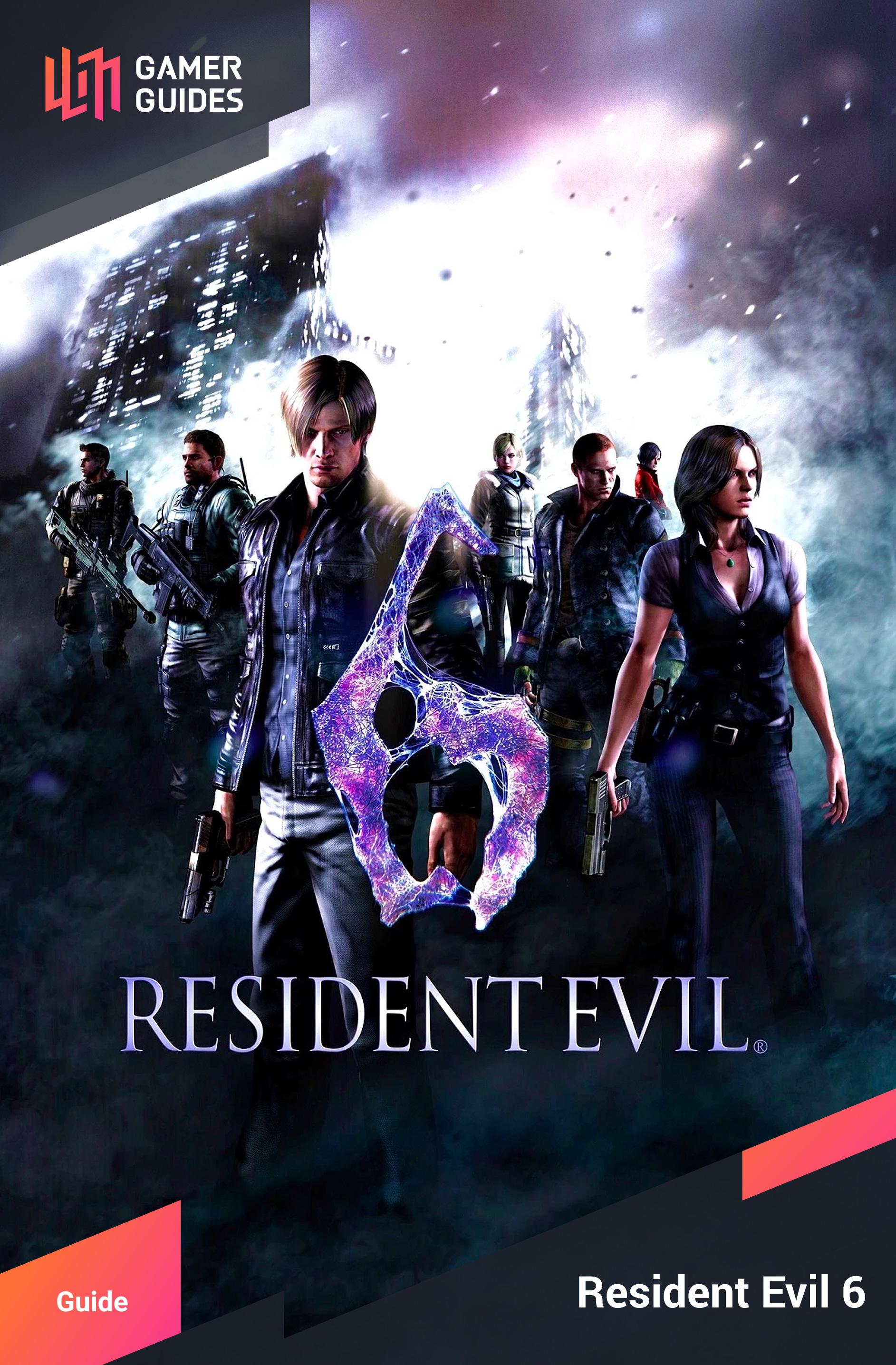 Resident Evil 6 Videos Gamer Guides