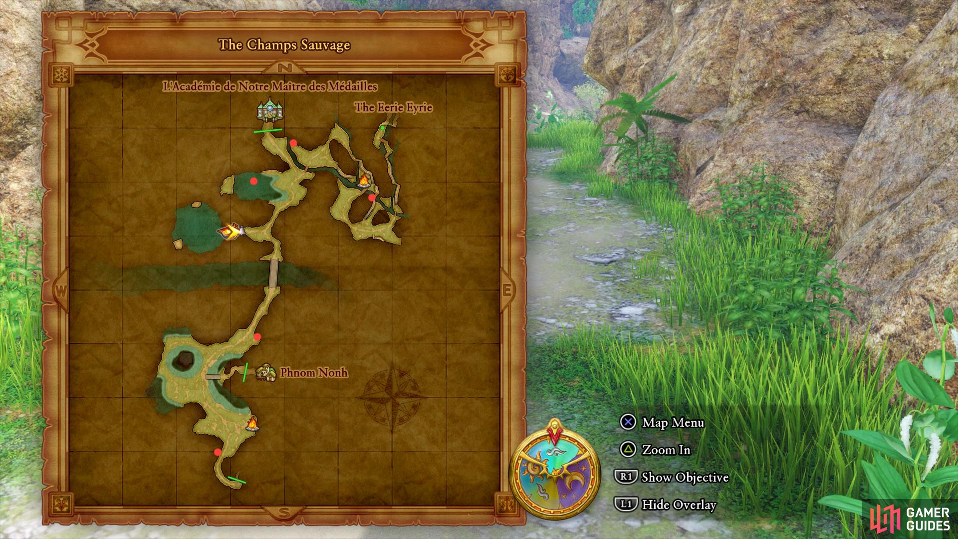 The Champs Sauvage Crossbow Kid Dragon Quest Xi Echoes Of An