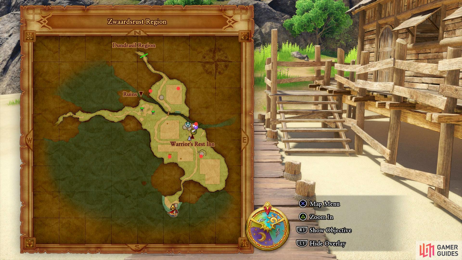 Zwaardsrust Region Crossbow Kid Dragon Quest Xi Echoes Of An