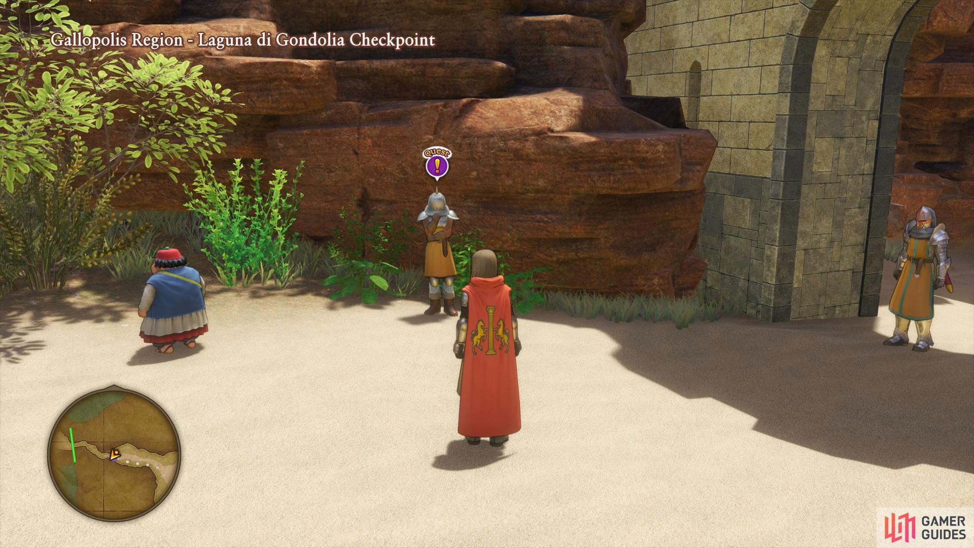 Dragon Quest XI: Echoes of an Elusive Age   Gamer Guides