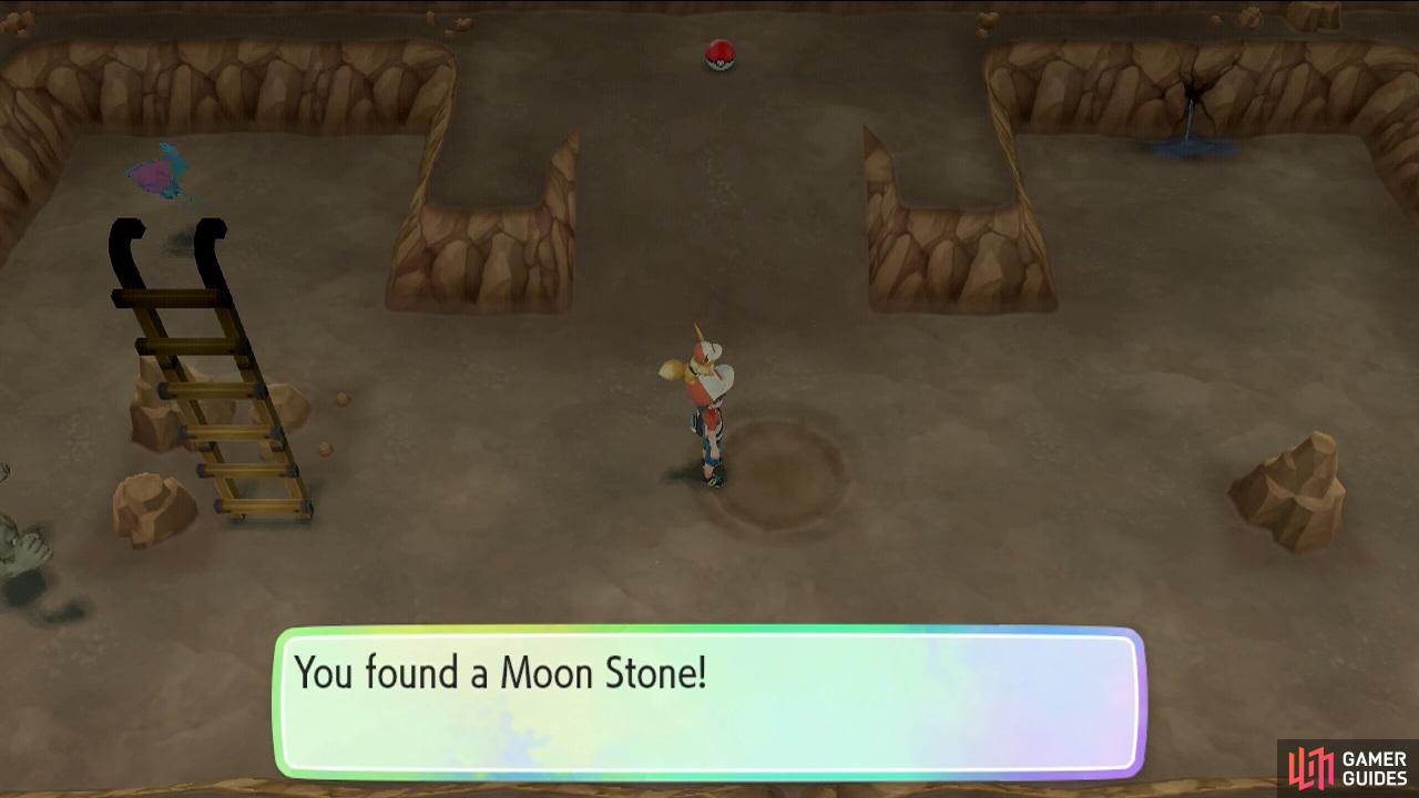 It's hard to find Moon Stones unless you know where to look.