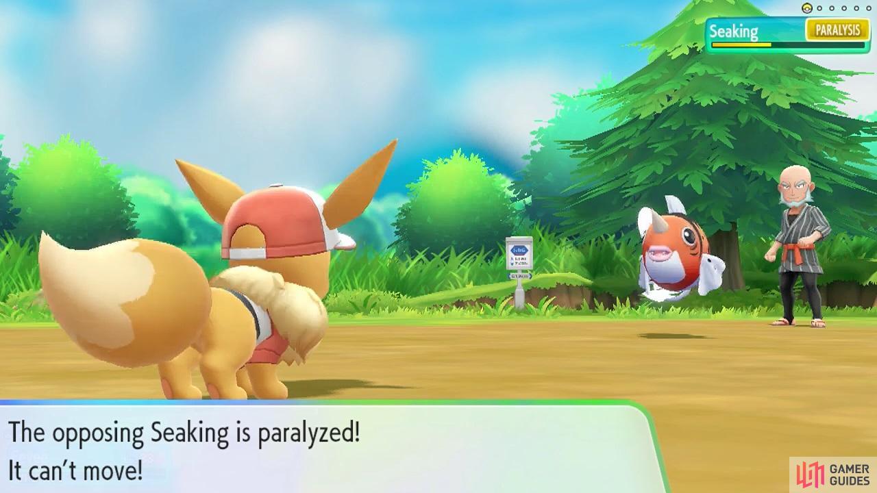 Pokemon: Let's Go | Gamer Guides