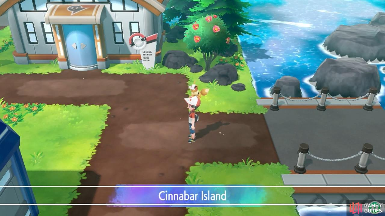 It seems a volcano is hidden on this island.