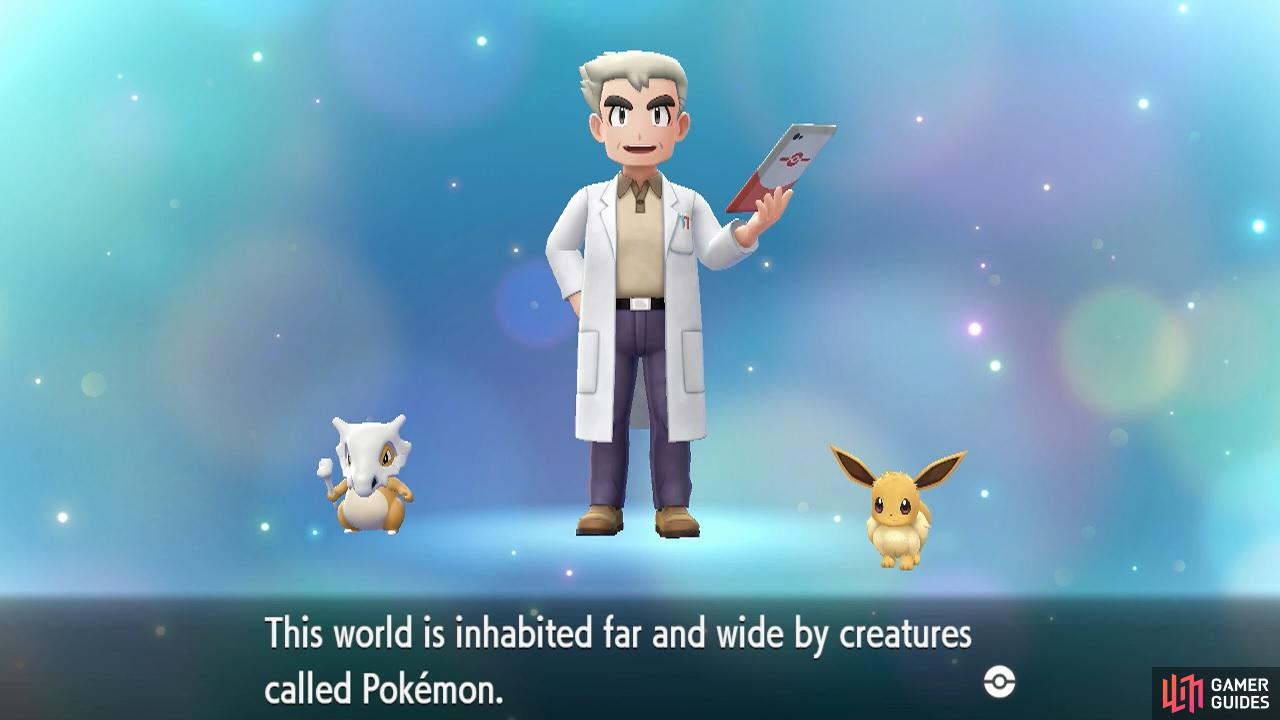 The Pokémon world is similar yet different to ours.