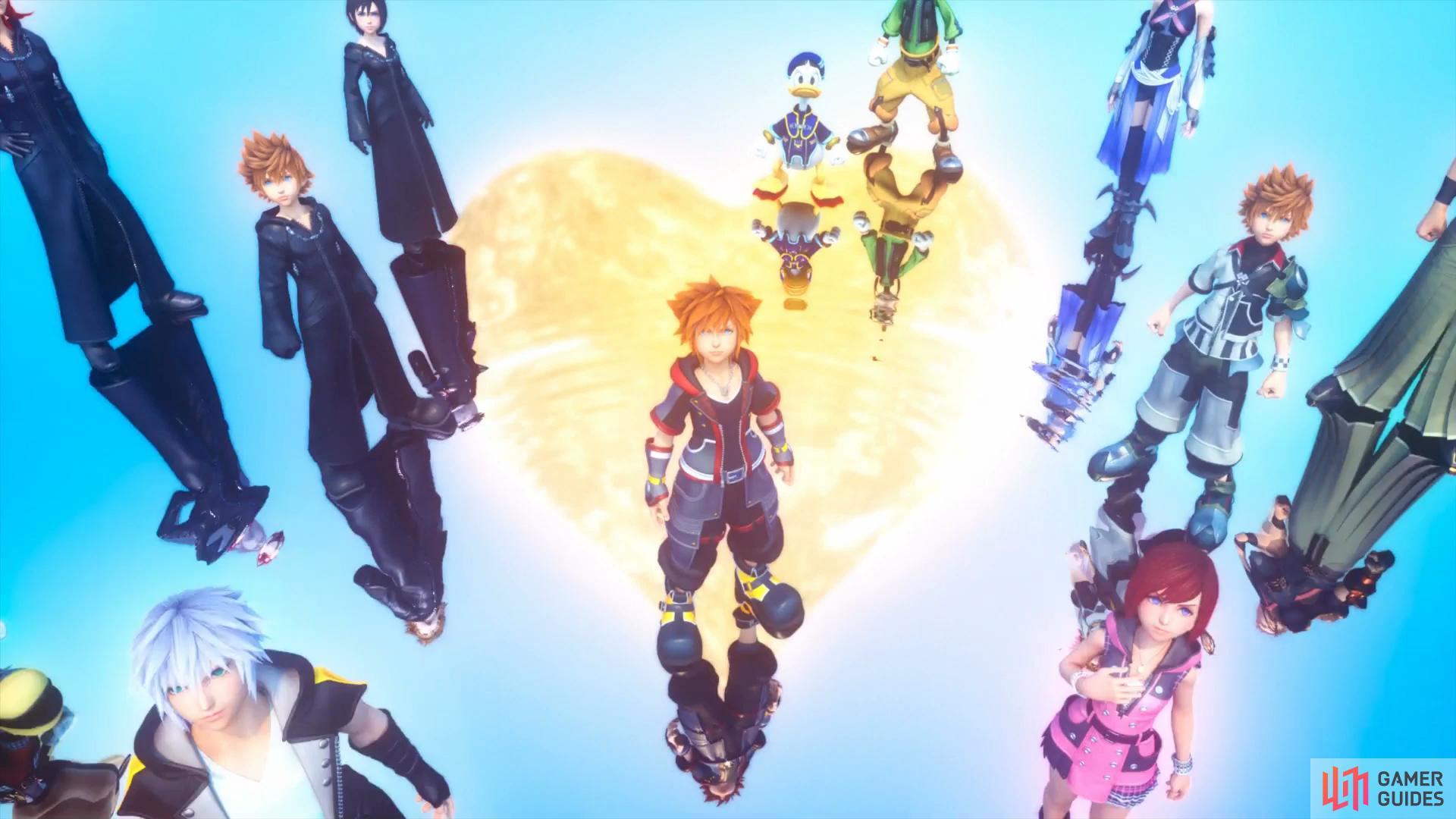 Kingdom Hearts 3 Guide – Gamerz Guide