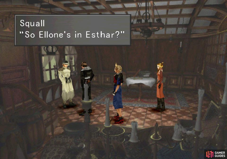 then learn where Ellone went