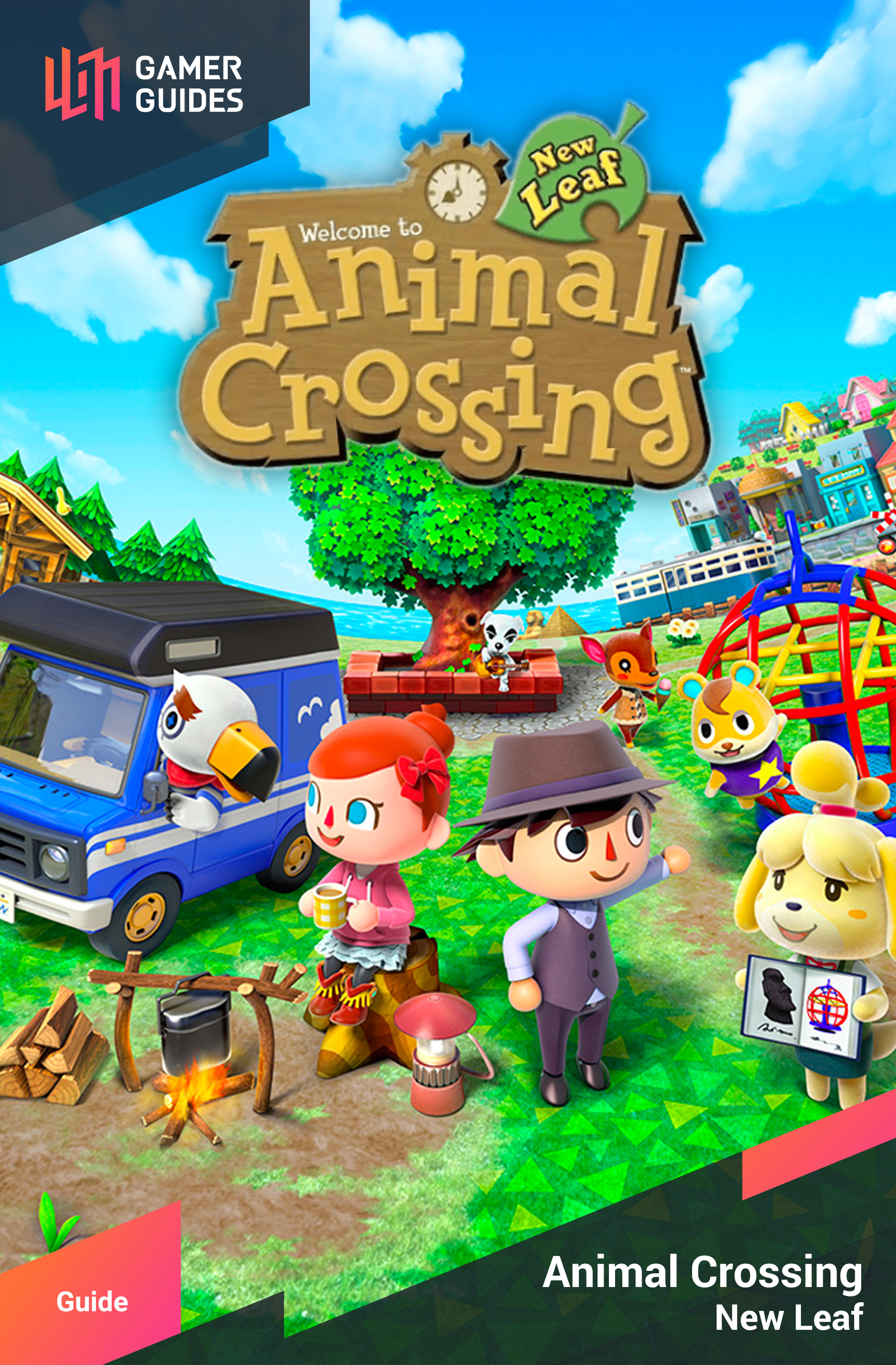 Animal Crossing New Leaf Gamer Guides