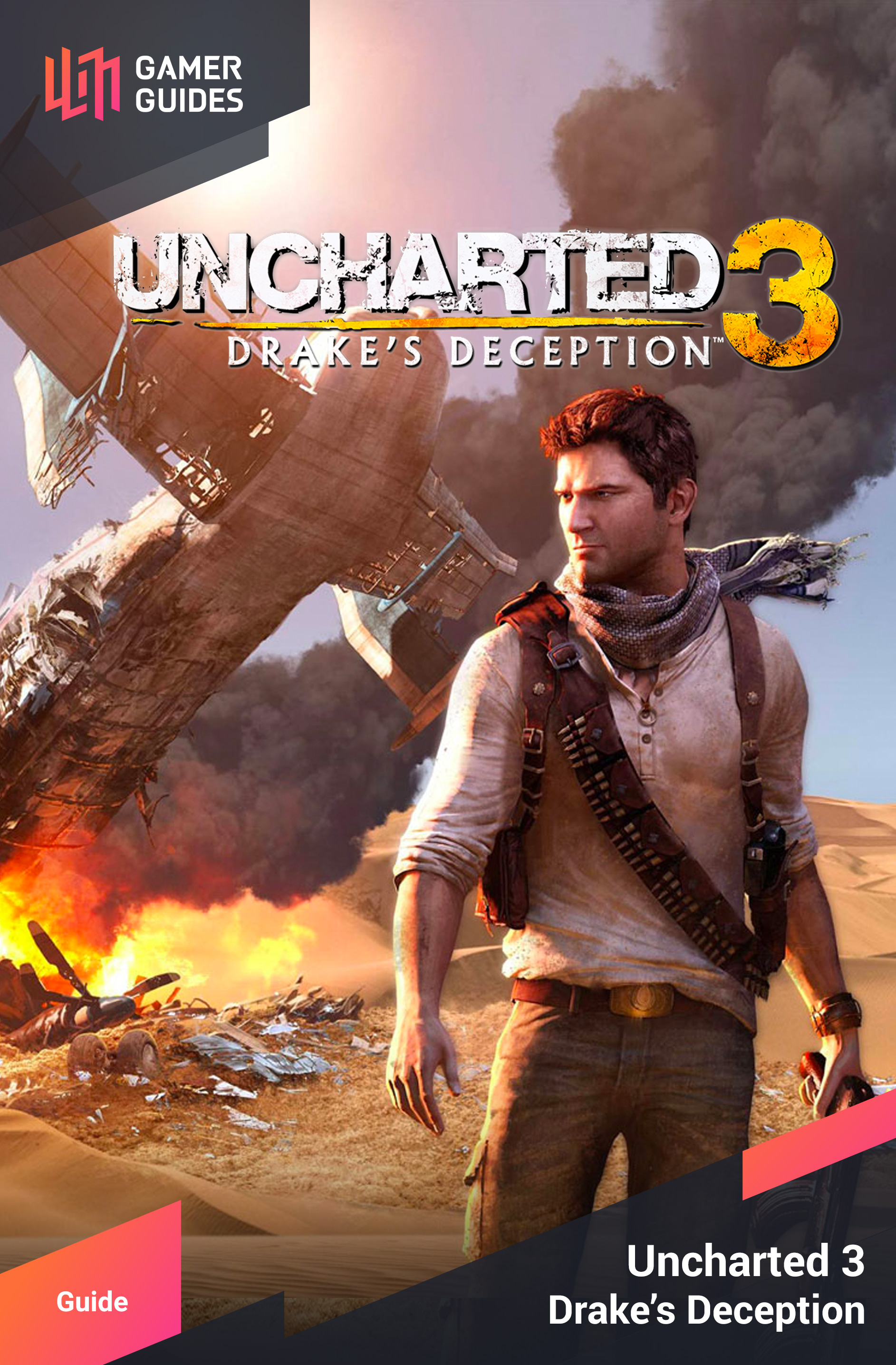 The Chateau Uncharted 3 Drake S Deception Gamer Guides