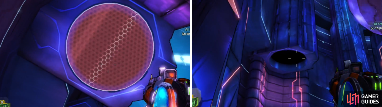 All of the elevators lead to a barrier that will kill you, except for you, which leads to an easter egg that's related to a certain plumber.