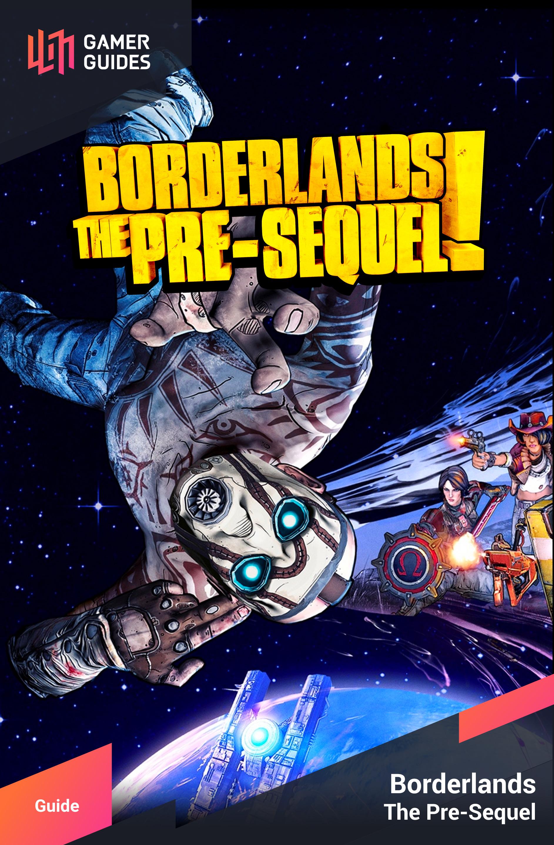 The Secret Chamber | Borderlands: The Pre-Sequel | Gamer Guides