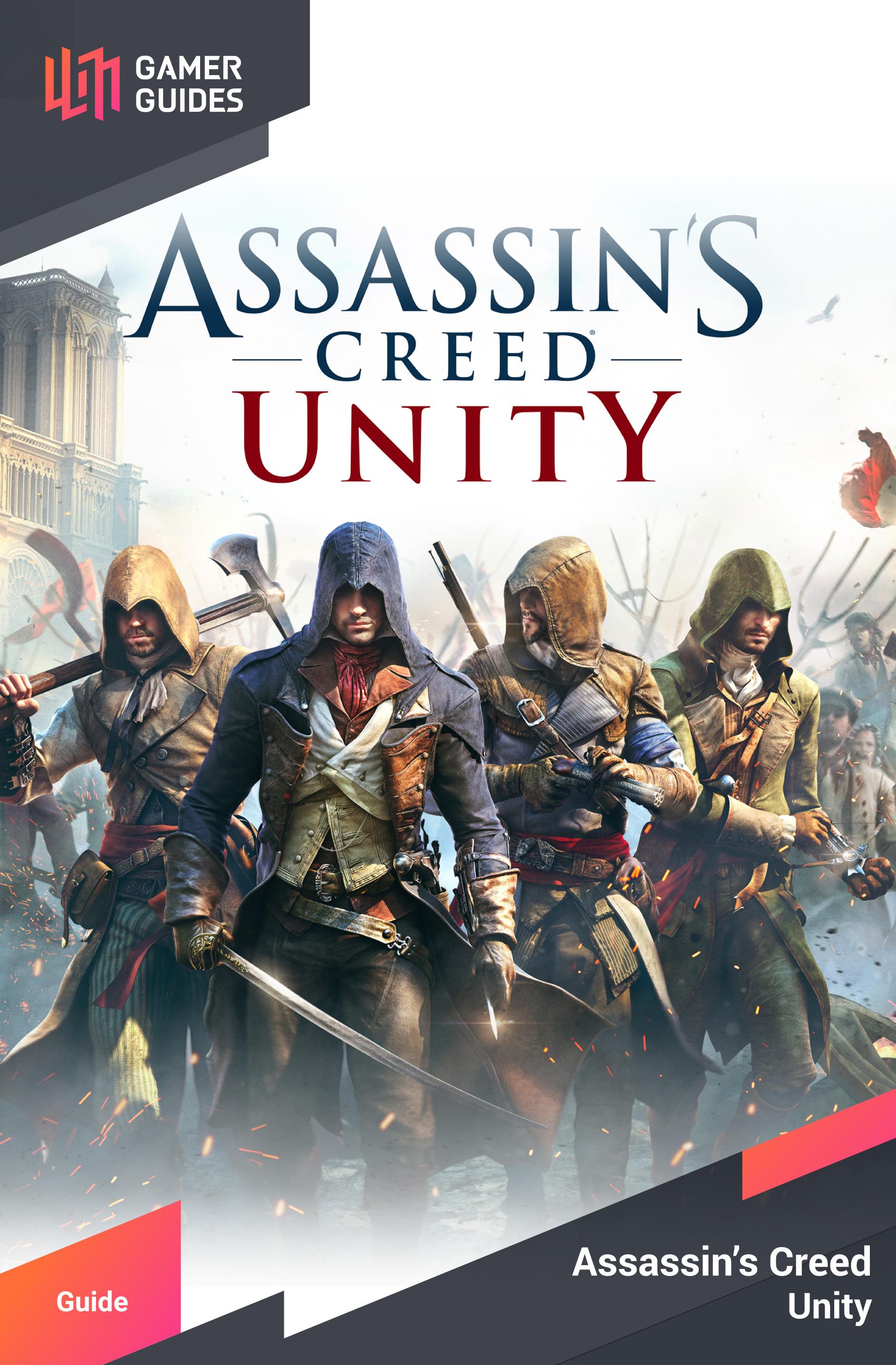 assassins creed unity cockades map saint lambert