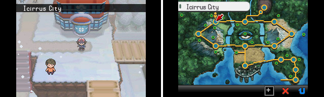 Icirrus City