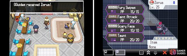 Driftveil City To Gym 5 Main Walkthrough Pokemon Black White 2 Gamer Guides A person in the castelia city pokémon center will give you this item if you have 5 different trainer ids among all your pokémon. driftveil city to gym 5 main