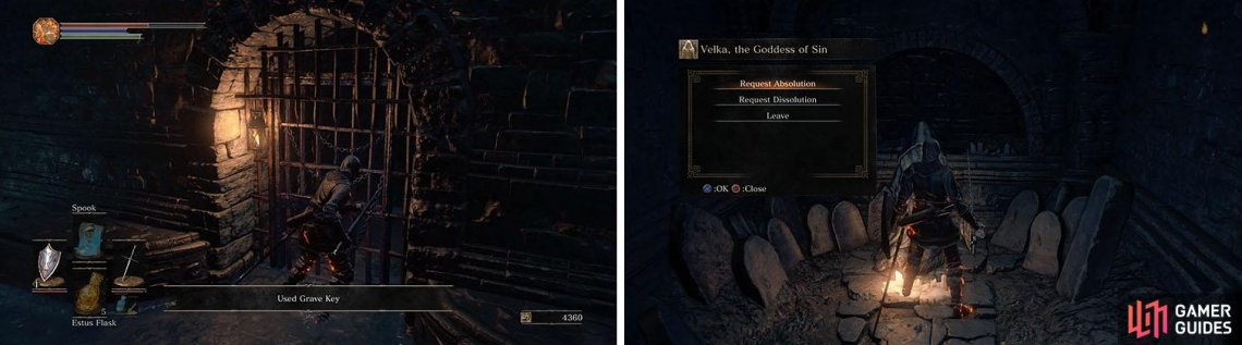 Undead Settlement Cont The Lords Of Cinder Walkthrough Dark Souls Iii Gamer Guides Reload the area after the fifth time and yuria of londor will appear. undead settlement cont the lords of