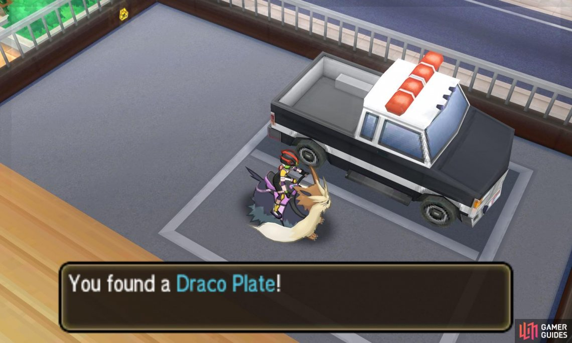 Even if you don't have Arceus, these plates could come in handy.