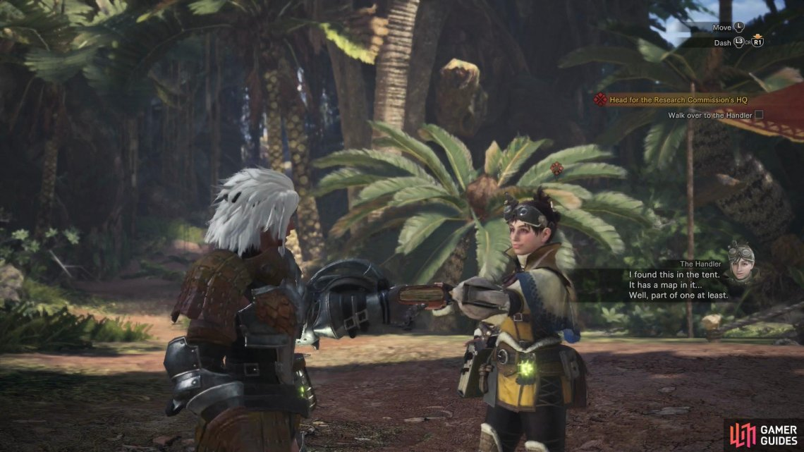 Voyage To The New World Astera And The Ancient Forest Walkthrough Monster Hunter World Gamer Guides Warped bone is one of the materials available to players of monster hunter world. monster hunter world