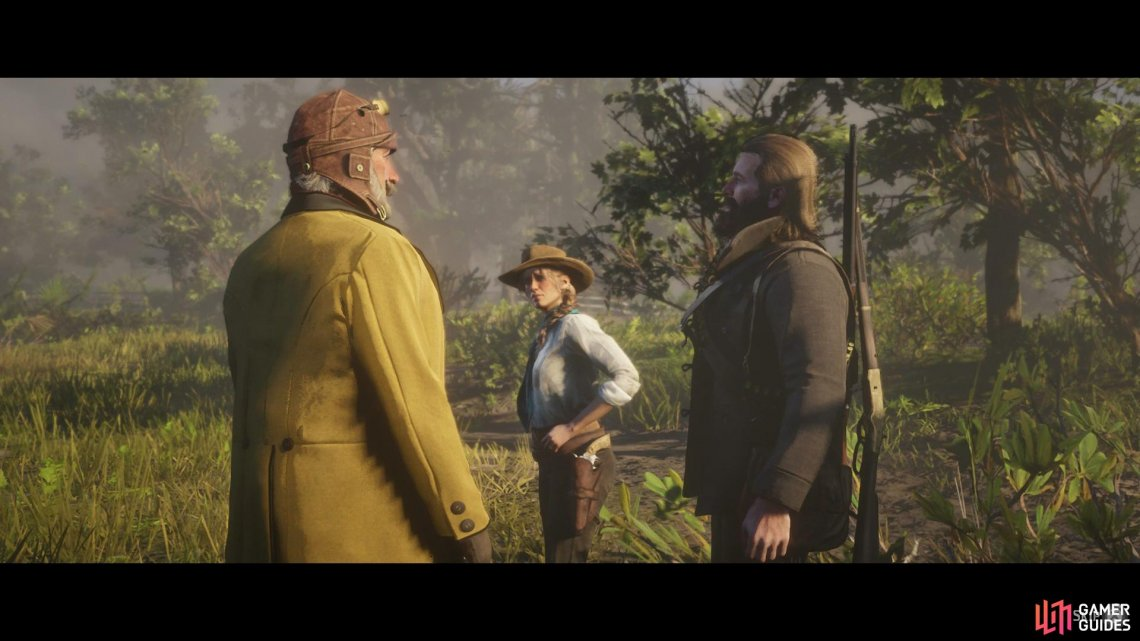 Icarus And Friends Chapter 5 Walkthrough Red Dead Redemption 2 Gamer Guides