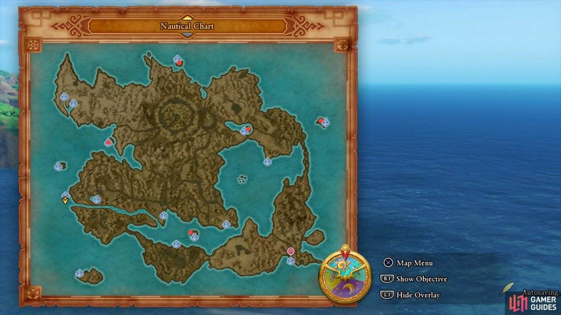 Insula Isles Crossbow Kid Extras Dragon Quest Xi Echoes Of An Elusive Age Gamer Guides