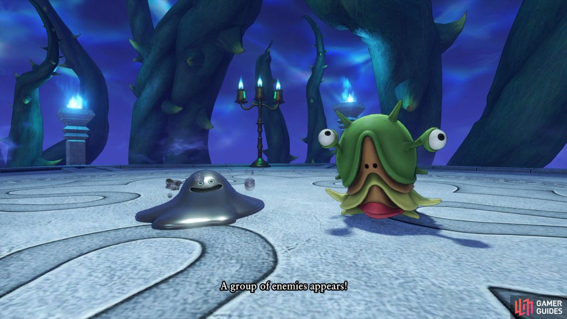 The Silver Orb Act I Walkthrough Dragon Quest Xi Echoes Of An Elusive Age Gamer Guides