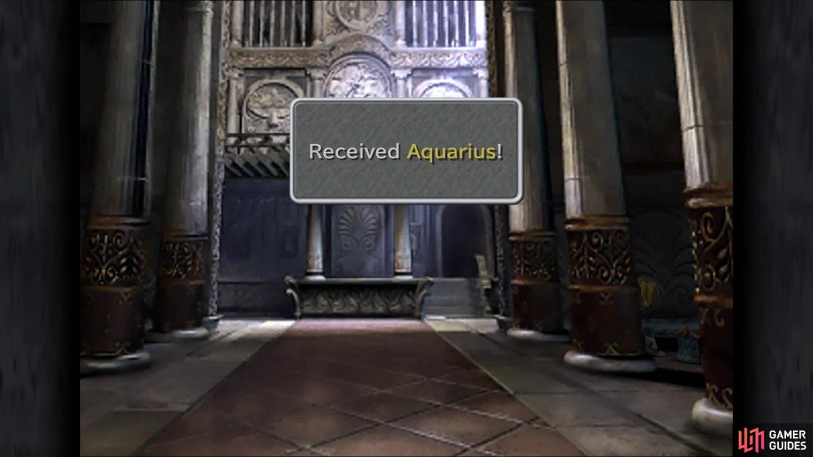 You can find the Aquarius Stellazzio at the beginning of the dungeon