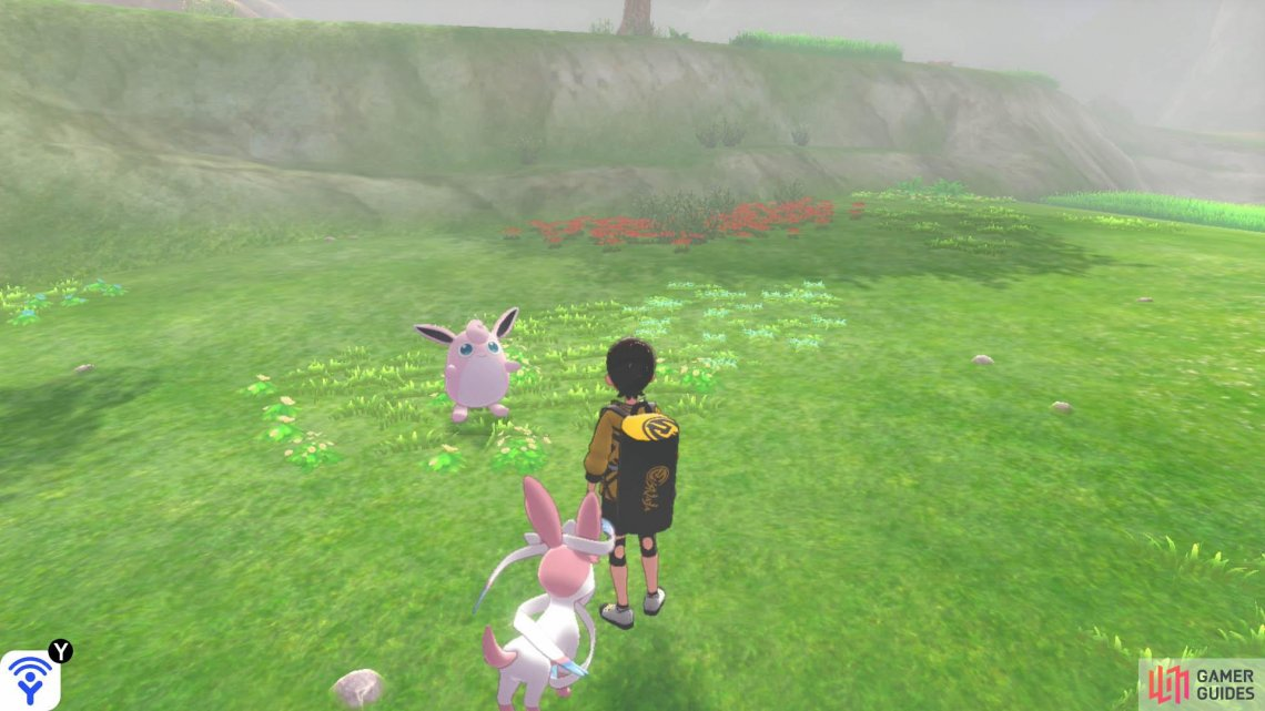 Grab yourself a Wigglytuff when there's fog hanging in the area.