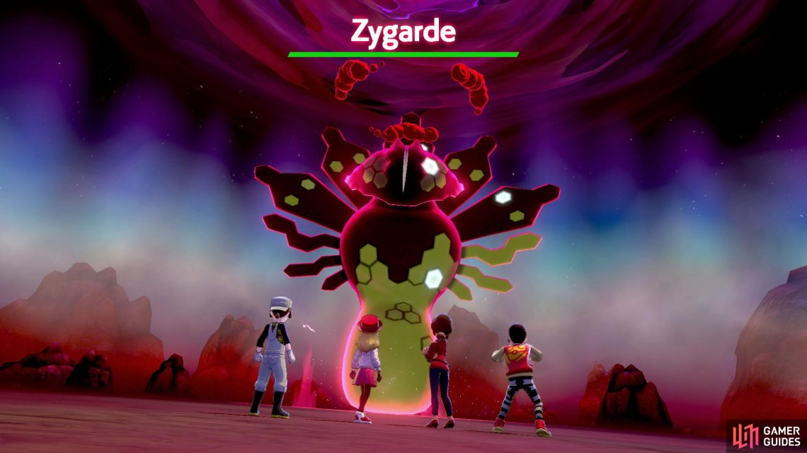 Zygarde is a beast in Dynamax Adventures, easily capable of obliterating teams.