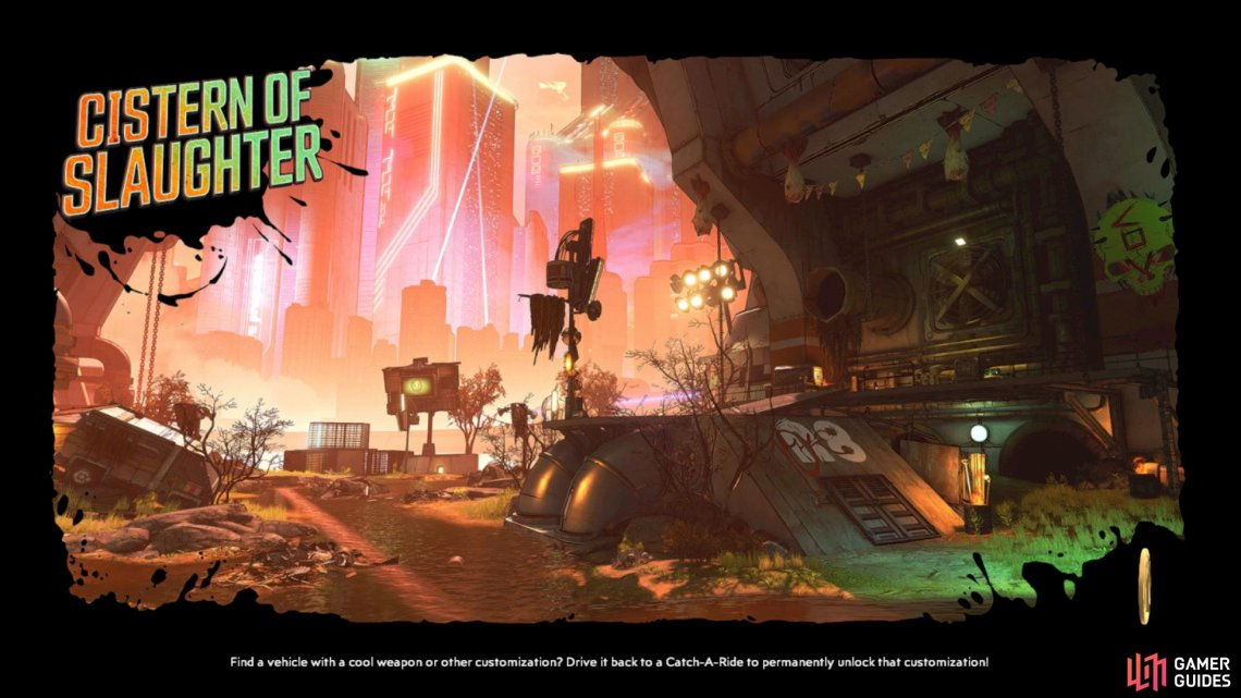 Cistern Of Slaughter Circle Of Slaughter Endgame Borderlands 3 Gamer Guides In this game mode you face off against 5 rounds of enemies, each round consisting of multiple waves. cistern of slaughter circle of