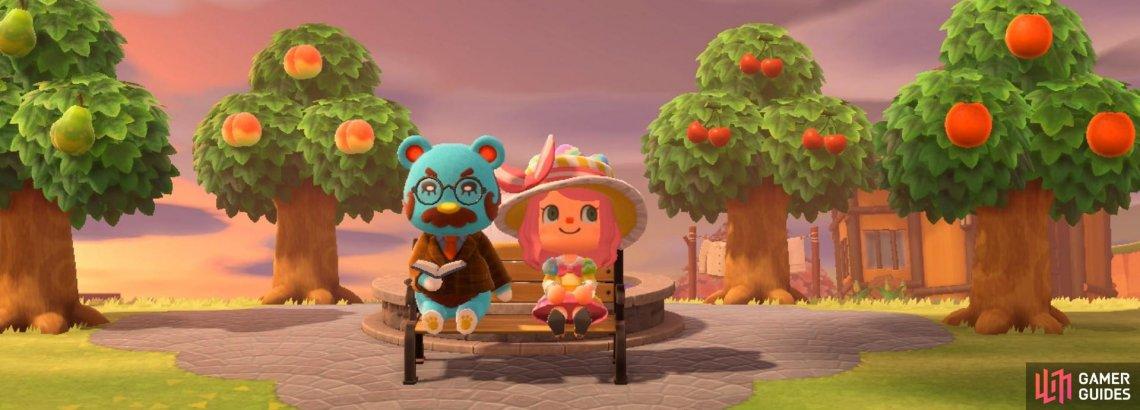 Bears - Species - Villagers | Animal Crossing: New ...