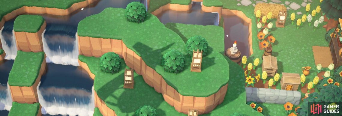 Decorating Ideas 5 Star Island Your Island Animal Crossing New Horizons Gamer Guides