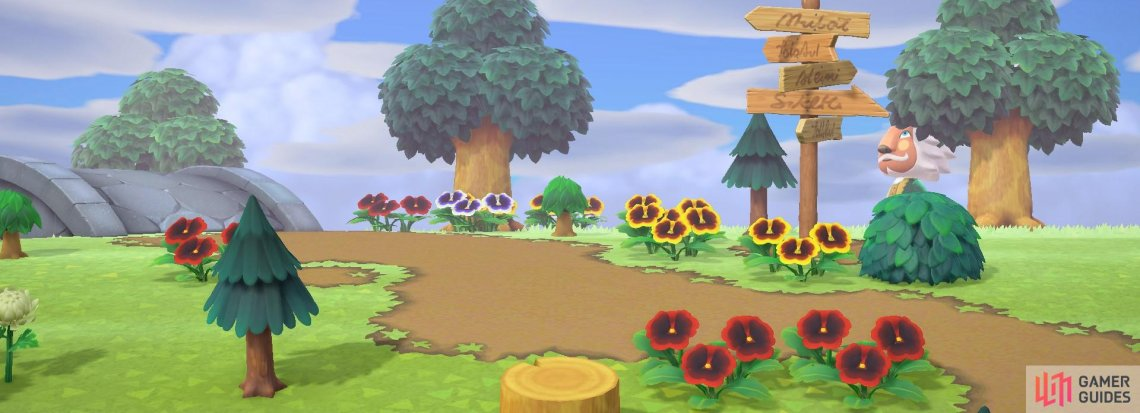 Landscaping Achievements Nook Miles Achievements Nook Miles Animal Crossing New Horizons Gamer Guides