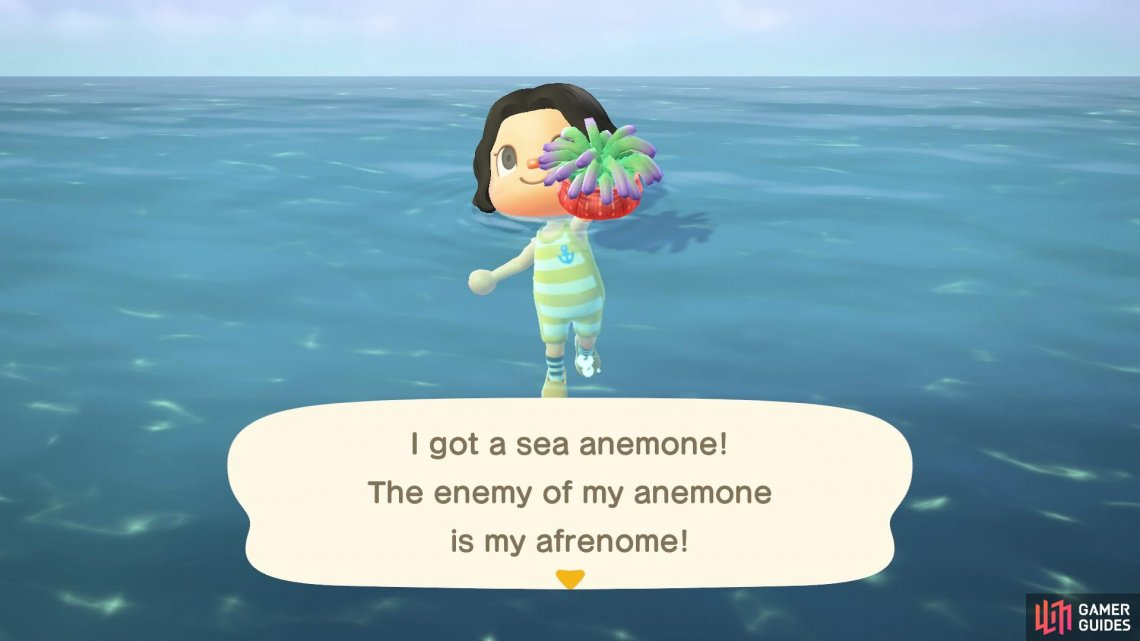 Sea Creatures were added in the Summer 2020 Update, along with diving.