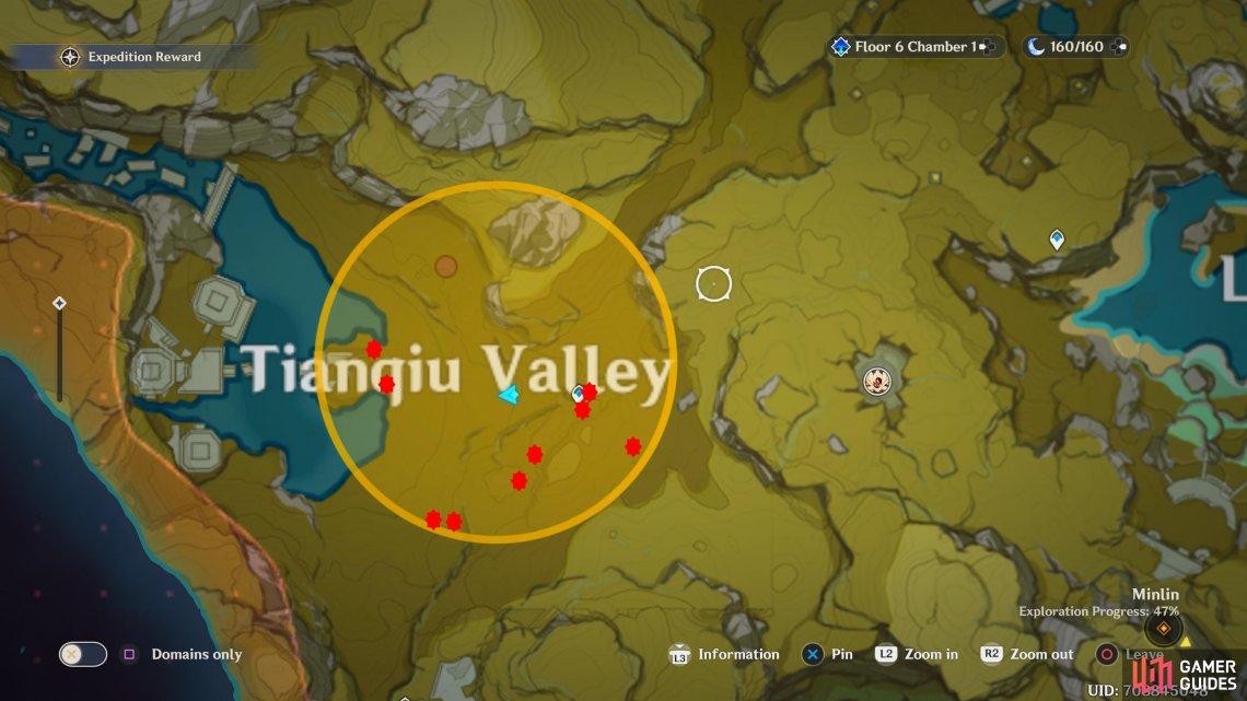 Treasure Area 12 - Lost Riches - Events | Genshin Impact ...