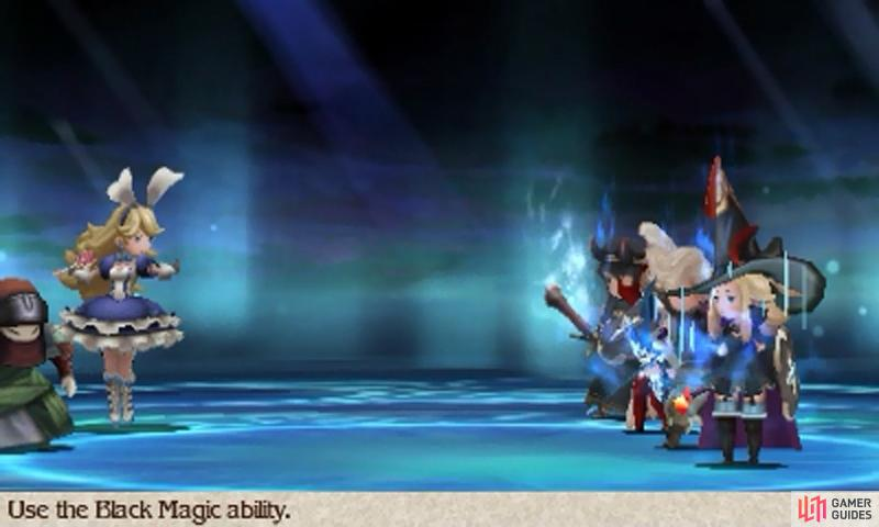 After triggering a Special Move, you'll want to up the pace a little to make the most of your temporal stat boosts.