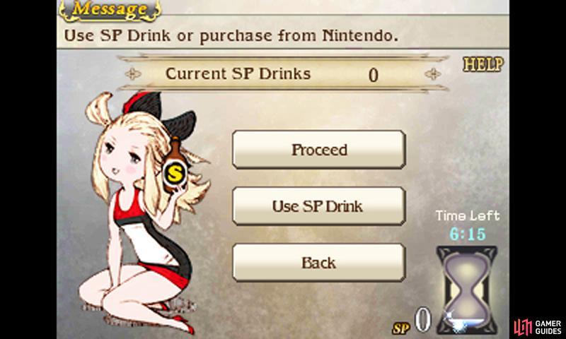 "SP Drinks are basically ""Pay to Win"", but they're not necessary at all."