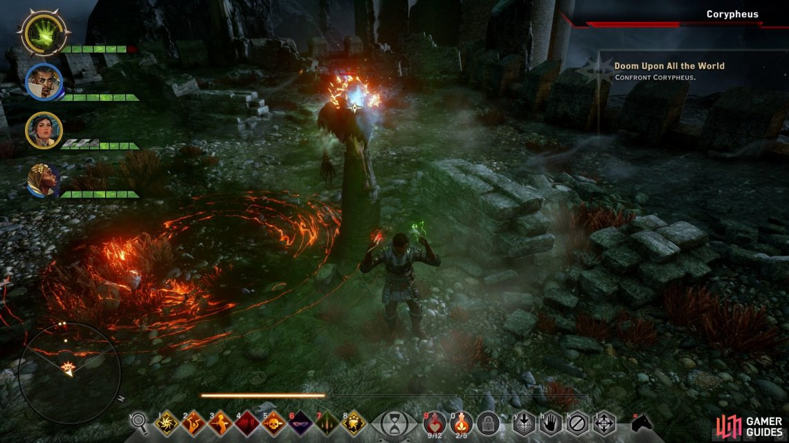 The Final Piece Main Quests Walkthrough Dragon Age Inquisition Gamer Guides