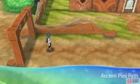 The paths to the Legendary altar, the tapu's ruins and the Battle Tree all begin here.