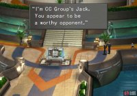 After playing a sufficient number of games around Balamb Garden, you'll be able to challenge the CC Group member Jack