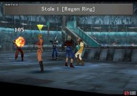 and steal a Regen Ring from Biggs