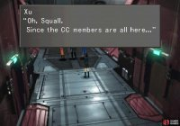 If you completed the CC Group Quest, the CC Group will be on the Ragnarok in disc 4