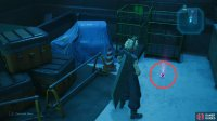 "In the ""treasure vault"" you'll find some Magic Up Materia,"